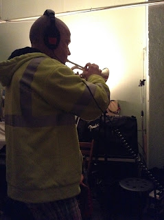 Joey Thumbs Tibaldo and his pocket trumpet | Plunt Planet