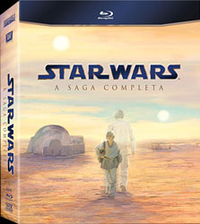 Saga Completa Star Wars Blu-ray