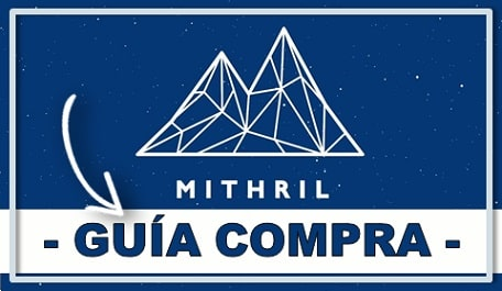 Comprar y Guardar Mithril (MITH) Wallet Guía Español Actualizada