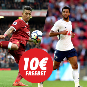 circus promocion 10 euros Tottenham vs Liverpool 22 octubre