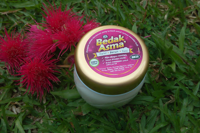 Bedak Asmak Rawat Eczema