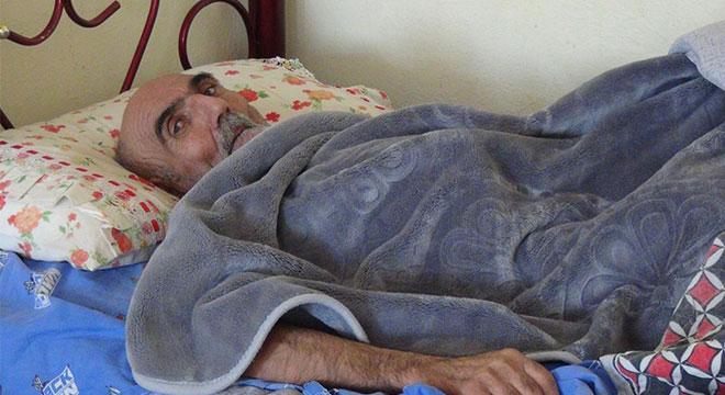 Sağlam raporu verilen yatalak ve felçli hasta hayatını kaybetti
