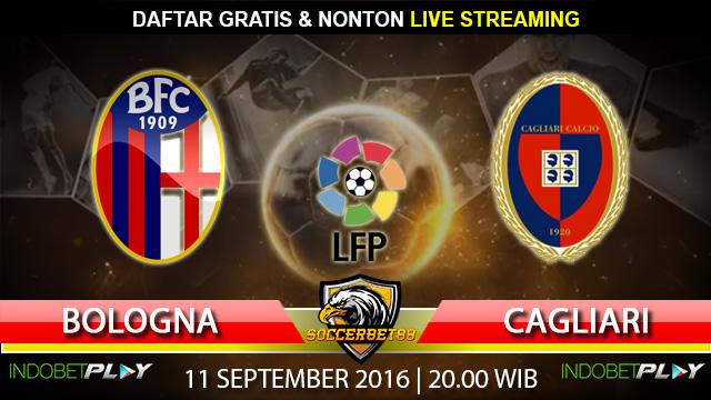 Prediksi Bologna vs Cagliari 11 September 2016 (Liga Italia)