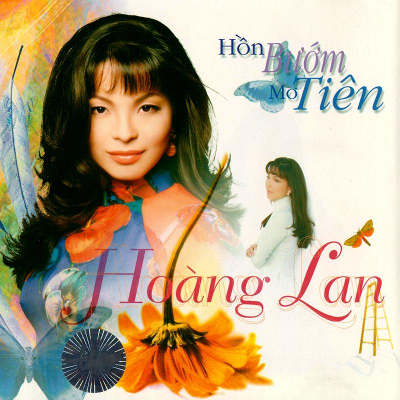 Thúy Nga CD202 - Hoàng Lan - Hồn Bướm Mơ Tiên (NRG) + bìa scan mới
