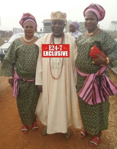 chief jimoh aliu wives