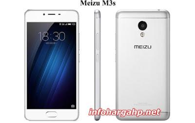 Harga Meizu M3s, Spesifikasi Meizu M3s, Review Meizu M3s