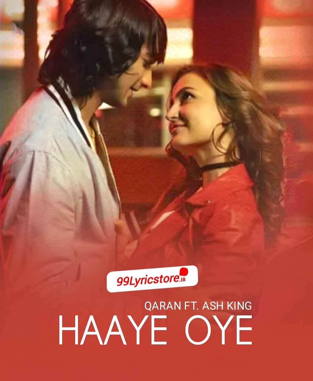 Qaran ft. Ash King song haaye Oye Elle Avram and Shantanu Maheswari