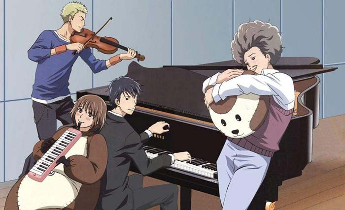 Nodame Cantabile Series