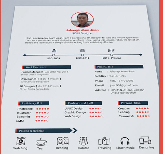Download 5 Template PSD Resume Modern Gratis, Resume Template, Template Resume, Free CV Template, Template Resume Modern Design, Template Resume Retro Design, Free Download, Free Download Resume, PSD, Download Resume PSD, Angga Baskara, imran kahn, william mitchell, tolgahan yurtseven, antuhin