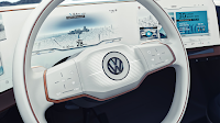 Volkswagen Budd-e electric concept car
