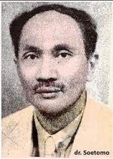 Dr Soetomo Pahlawan Kemerdekaan Nasional