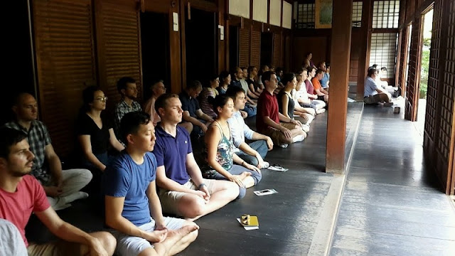 Meditation Kyoto
