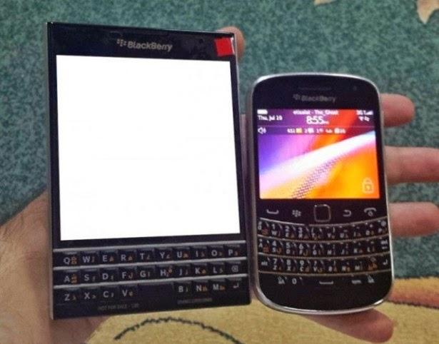 La vieja escuela vs la nueva escuela. El BlackBerry Passport, que pronto será llegara al mercado, se ha comparado con un dispositivo BlackBerry de la vieja escuela, el icónico BlackBerry Bold 9900. No es ninguna sorpresa que el BlackBerry Passport no es el dispositivo más pequeño, pero teniendo en cuenta cómo la pantalla es cuadrada, se destaca del resto de los dispositivos rectangulares que hemos visto. Cada otro dispositivo BlackBerry se ha diseñado con la forma rectangular y una pantalla en mente. El BlackBerry Passport ignora todo eso, está claro. El Bold 9900 se ve muy pequeña! ¿Qué piensan ustedes?
