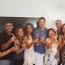 Fabio Porchat e Nataly Mega se casam no civil