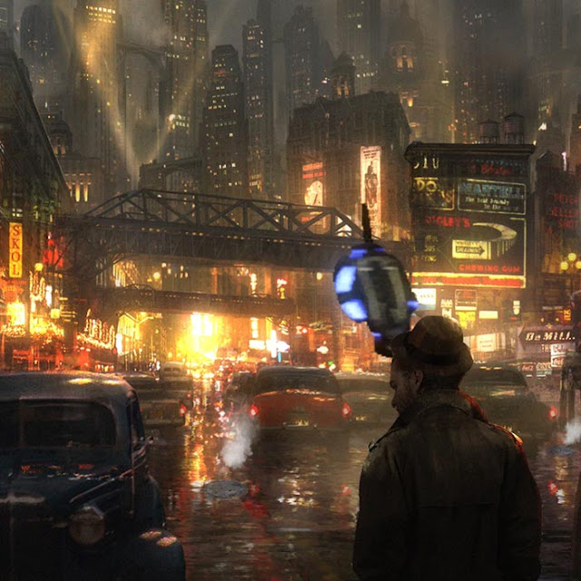 Dystopia Wallpaper Engine