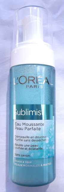 L'OREAL PARIS - Sublimist Eau Moussante.