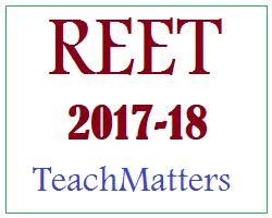 image : REET-2017 : REET Exam February 2018 @ TeachMatters