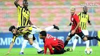 الاتحاد السعودي يحقق الفوز على الريان القطري فى دور المجموعات من دوري ابطال اسيا