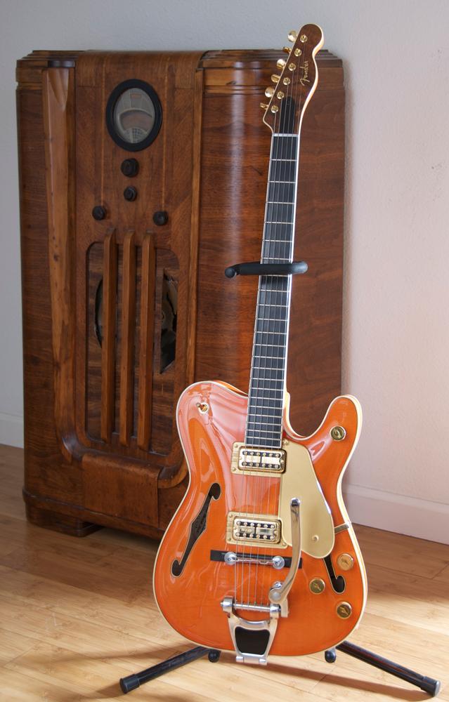 tele gretch hybrid stratocaster guitar culture stratoblogster. Black Bedroom Furniture Sets. Home Design Ideas