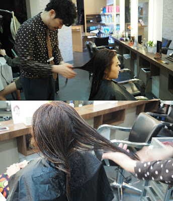 Best Korean Hair Salon Singapore