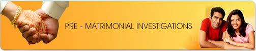 matrimonial investigations