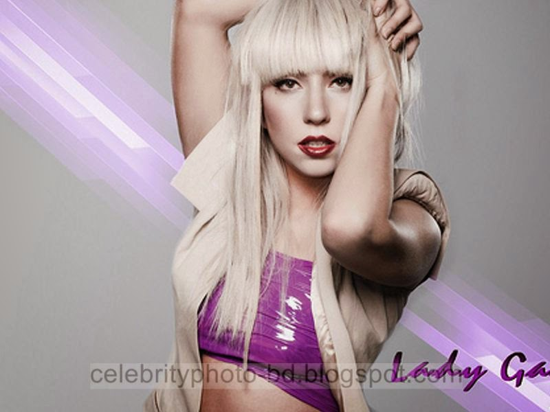 Hot Hollywood Actress and Singer Lady GaGa's Latest HD Photos Collection 2014-2015