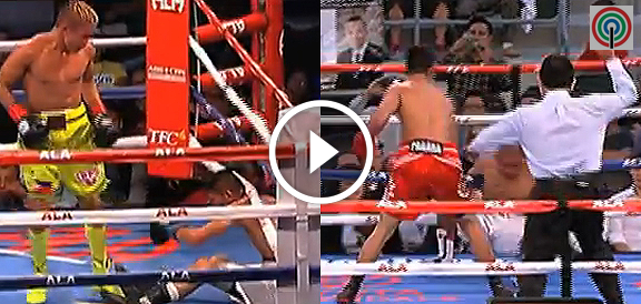 WATCH: Pinoy Pride 33 Highlights (VIDEO) Knockout!