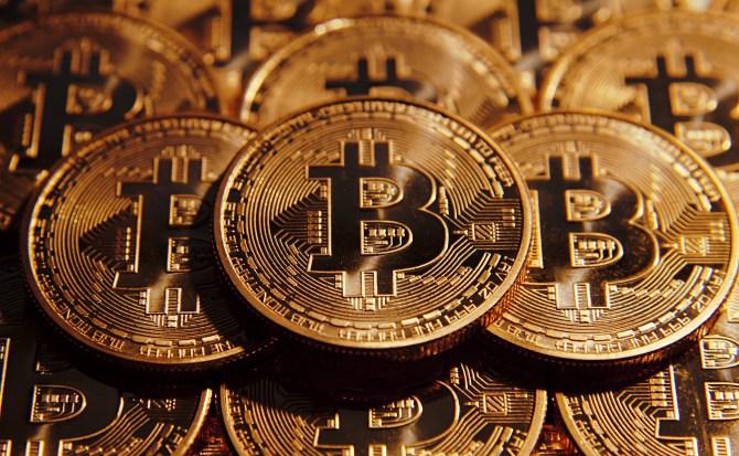 Bitcoins a precio de oro