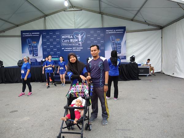 Nivea Care Run,Putrajaya berjaya membantu insan memerlukan.