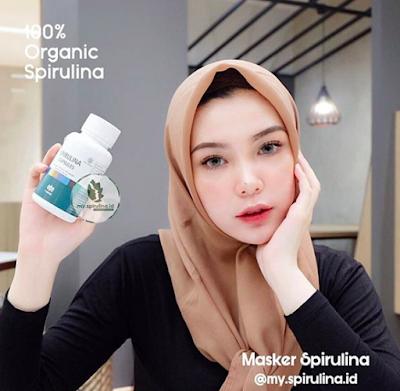 Masker Spirulina Tiens Review Dan Harga Resmi