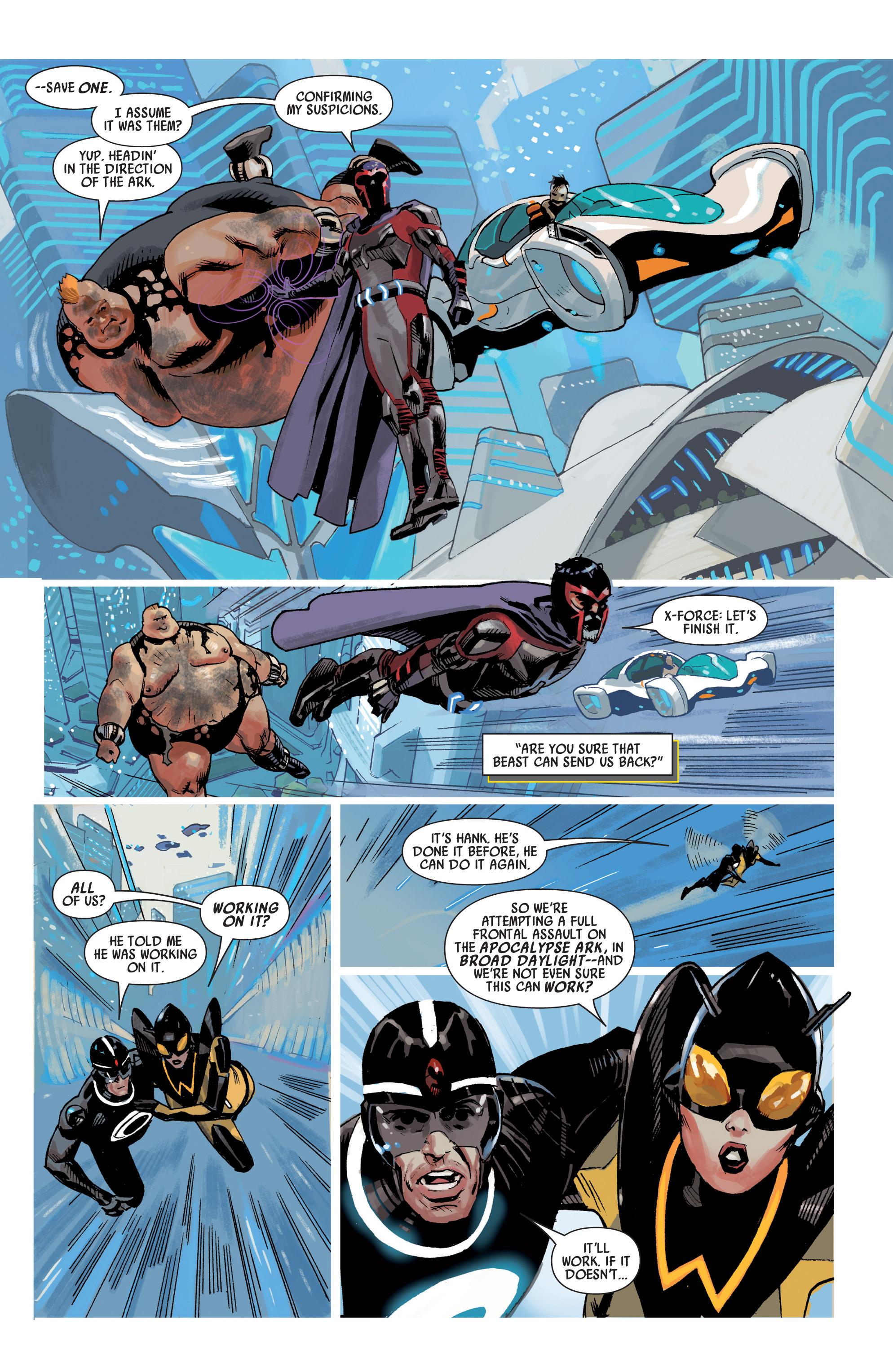 Read online Uncanny Avengers (2012) comic -  Issue #18 - 9