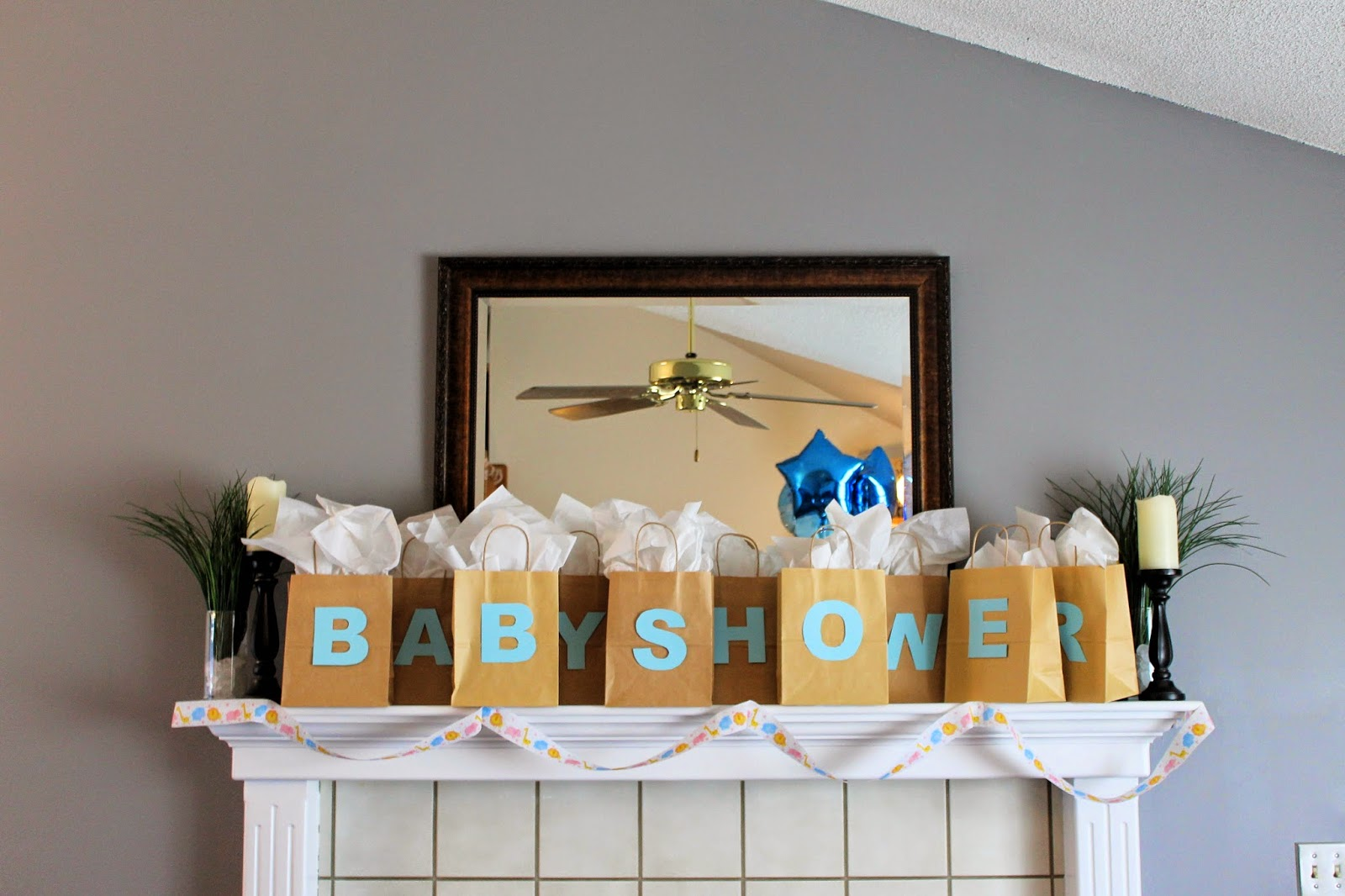 fun game for a baby shower, baby shower guessing game
