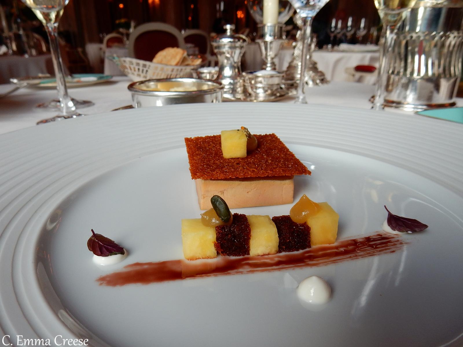 Luxury London Restaurant Review The Ritz Adventures of a London Kiwi