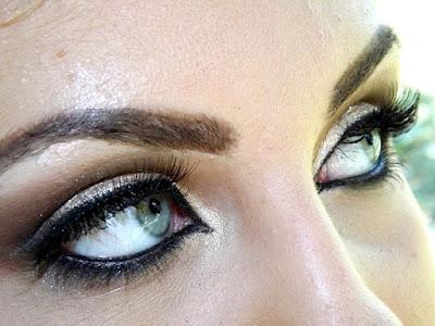 Como hacer la raya del ojo