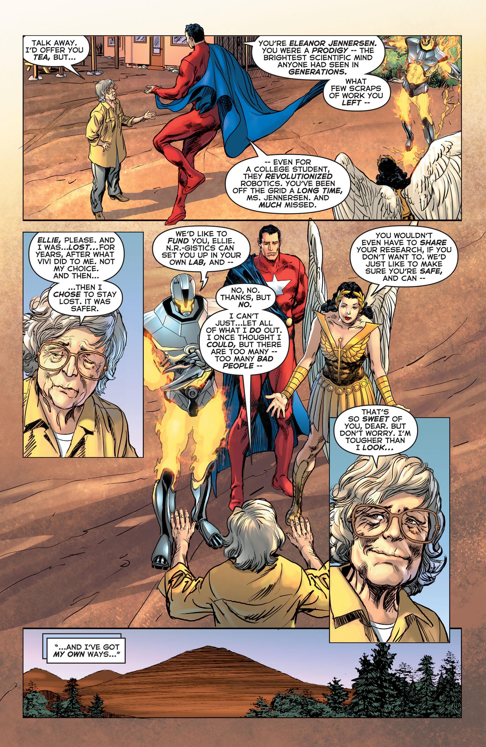 Read online Astro City comic -  Issue #15 - 24