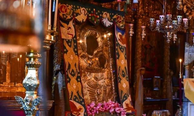 Η απίστευτη ιστορία της πολυτιμότερης εικόνας του Αγίου Όρους