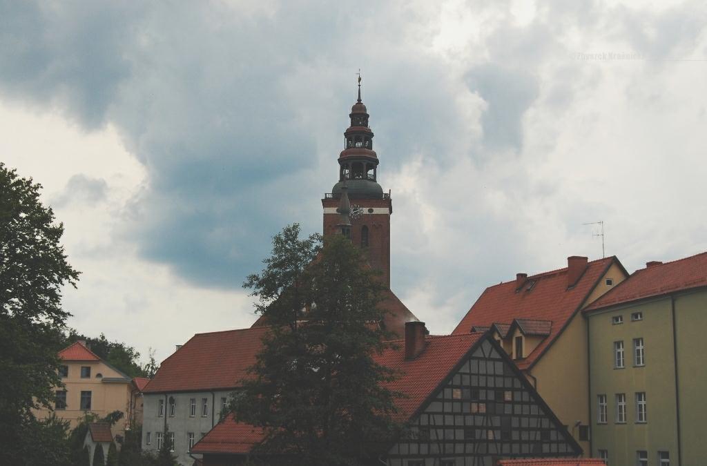 Kościół pw. św. Piotra i Pawła w Lidzbarku Warmińskim