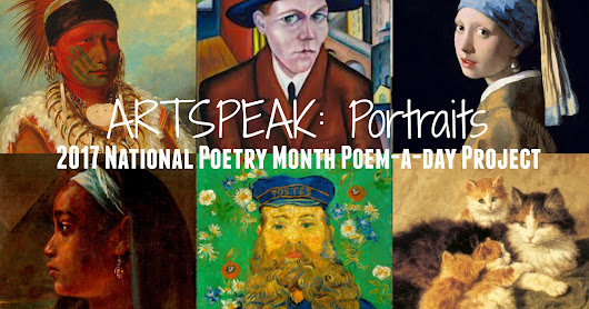 "ARTSPEAK! Portraits poem ""The Postman in Spring"""