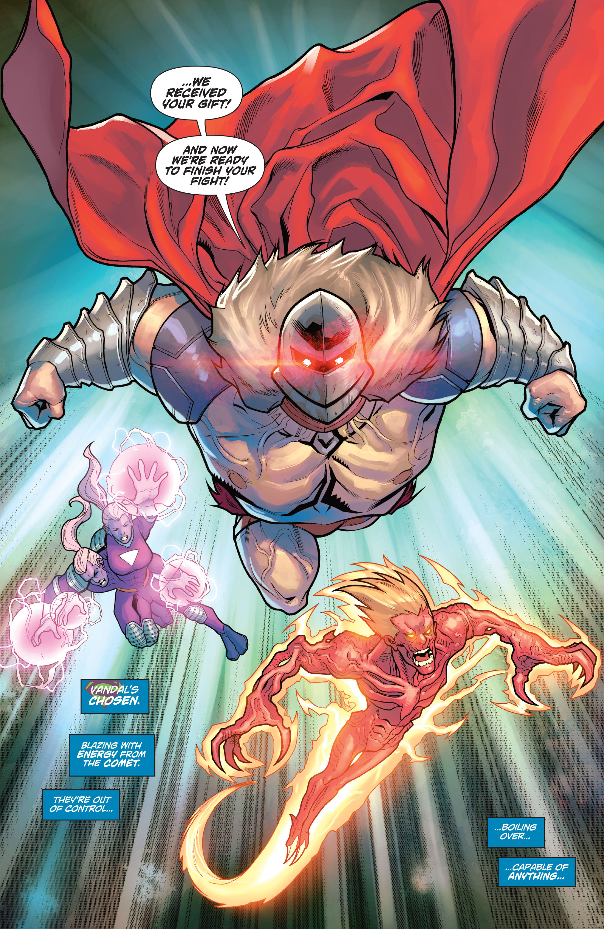 Read online Action Comics (2011) comic -  Issue #50 - 38