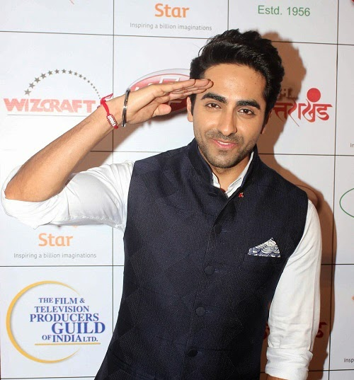 Now a Bollywood actor: Ayushman Khurana