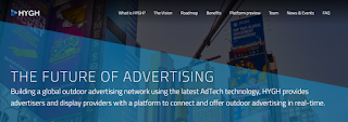 HYGH STO: Real Time Display Advertising Blockchain Network