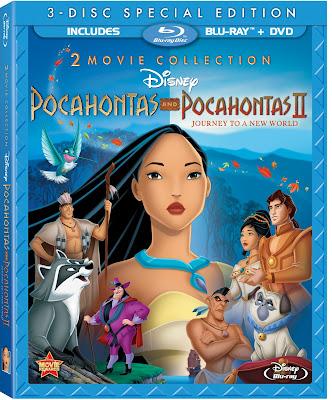 Pocahontas 3 Disc Special Edition