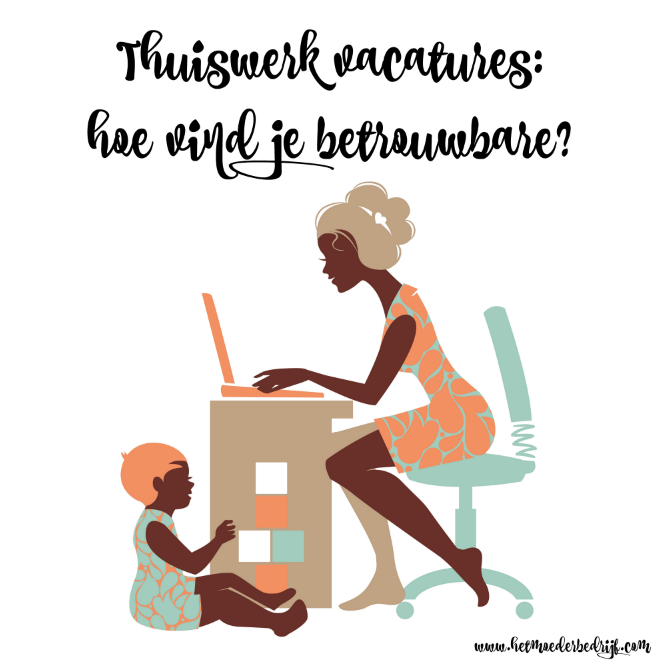 betrouwbare thuiswerk vacatures