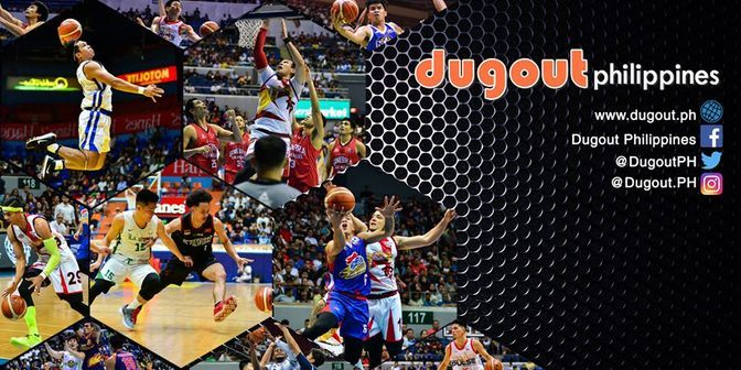 Dugout Philippines Facebook cover photo