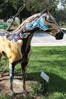 Estatua en Ocala