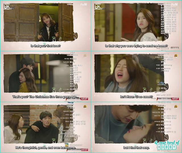 ra won knew the identity of mr smith (eun hwan gi) - My Shy Boss: Episode 12 Preview