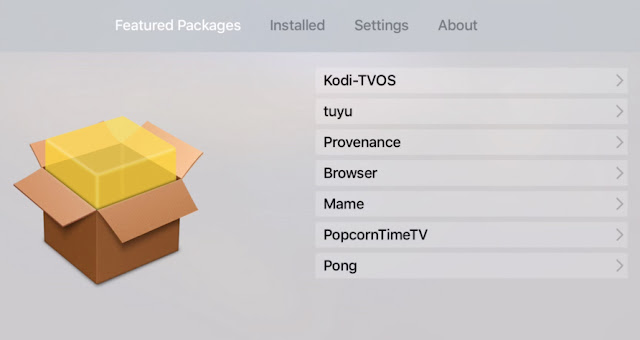 nitoTV-for-Apple-TV Finally, the wait was released in nitoTV for jailbreak of the AppleTV Apple