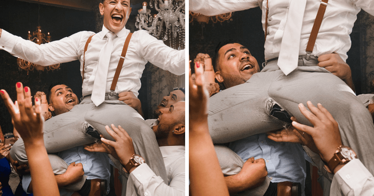 These Are The Most Awesome Wedding Photos Of 2018
