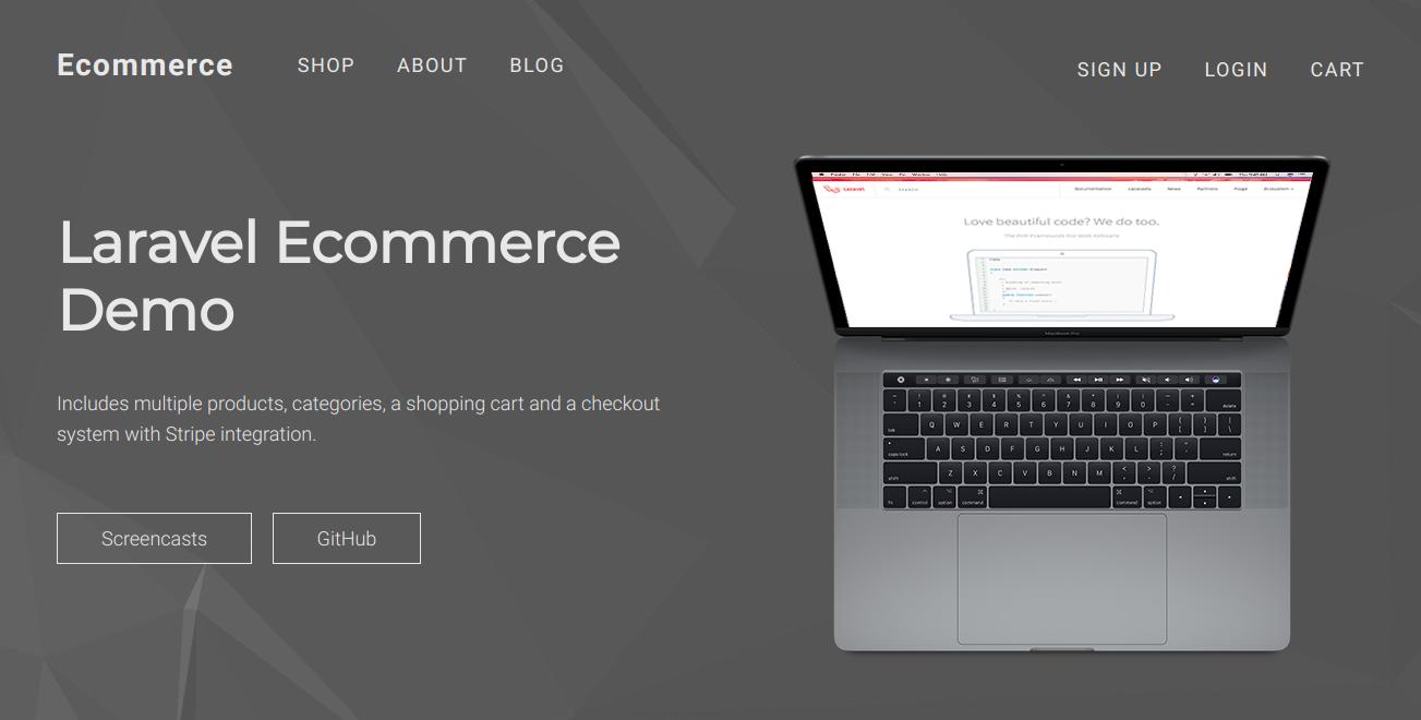 Laravel) Source Code E-Commerce Dengan Laravel ~ IDwebgit