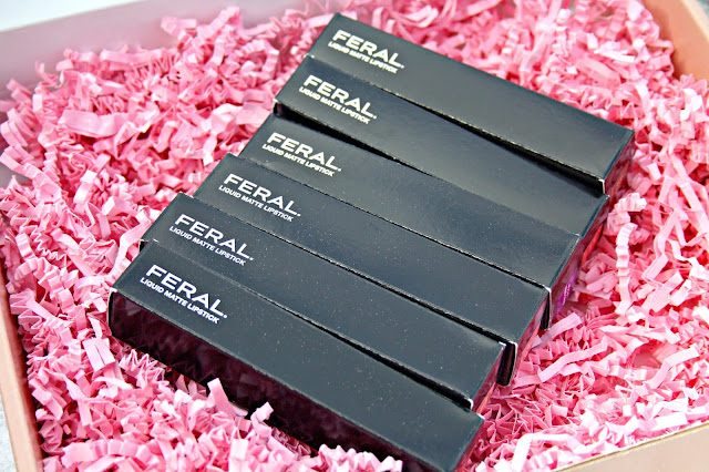 Feral Cosmetics Liquid Matte Lipsticks